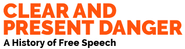 Free Speech History