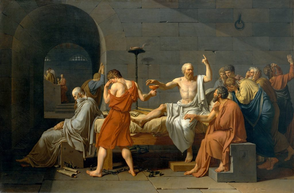 399 BCE: The Trial of Socrates