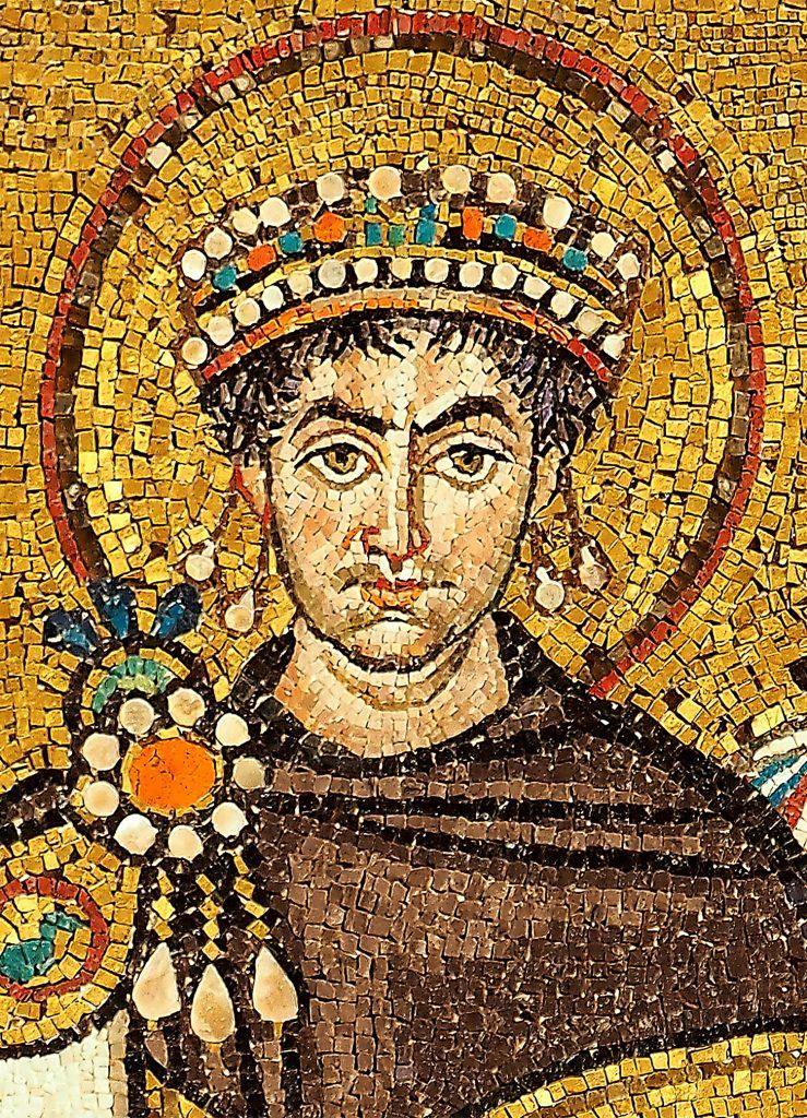 527-65: Justitian I