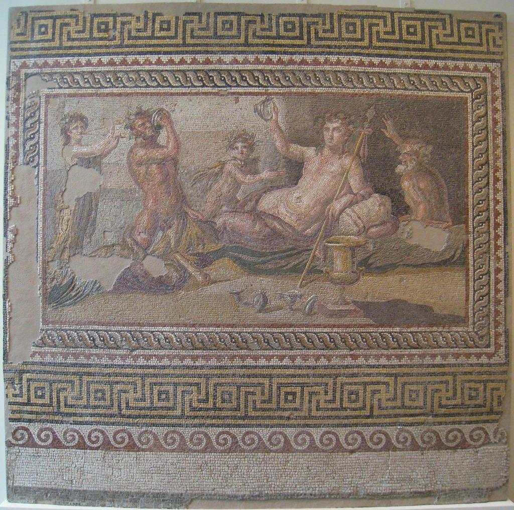 C. 200 BC: The Bacchanalia cult