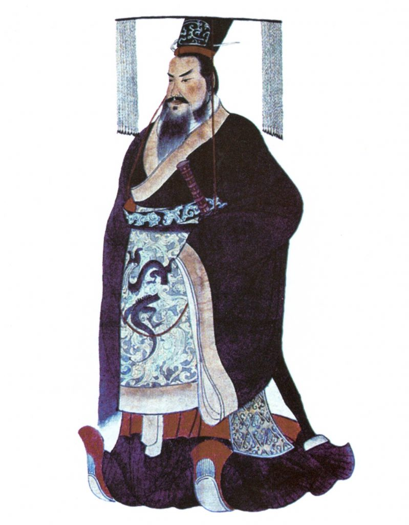 213 BC: Qin Shi Huang and history's first book burning