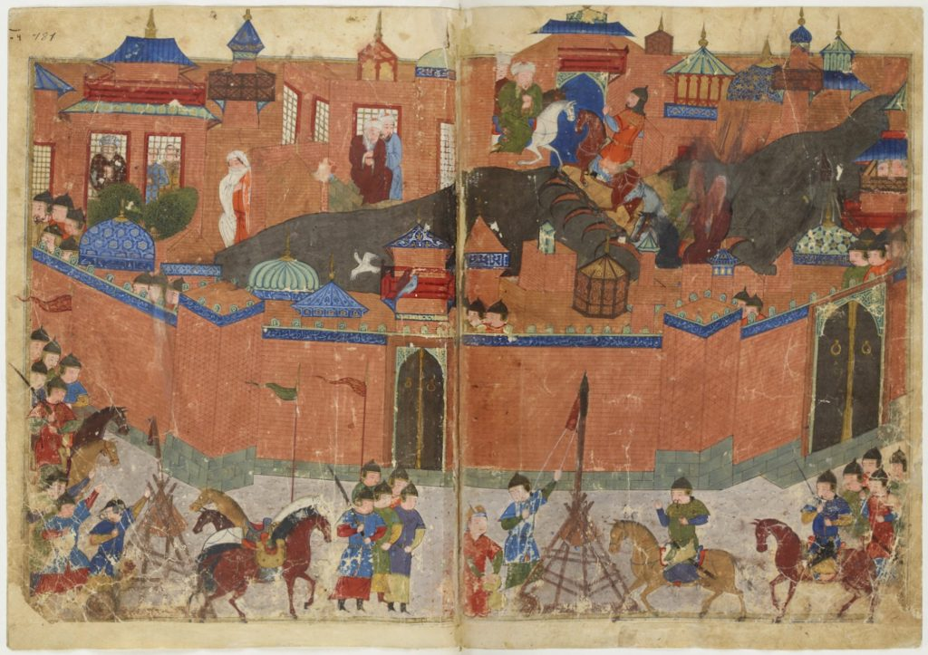 1258: The Siege of Baghdad