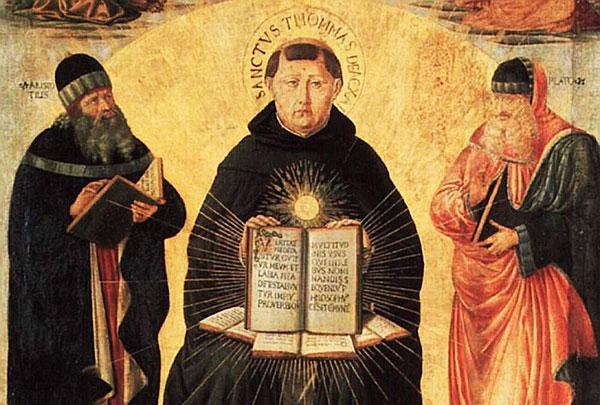 1225–1274: Thomas Aquinas