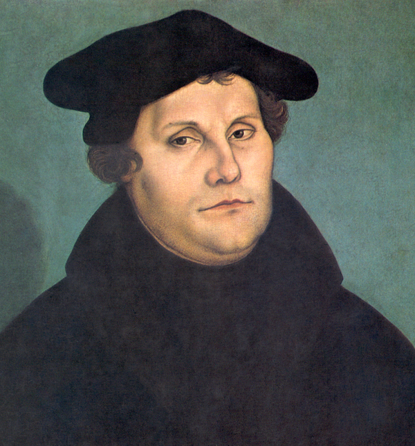 1517: Martin Luther and the reformation
