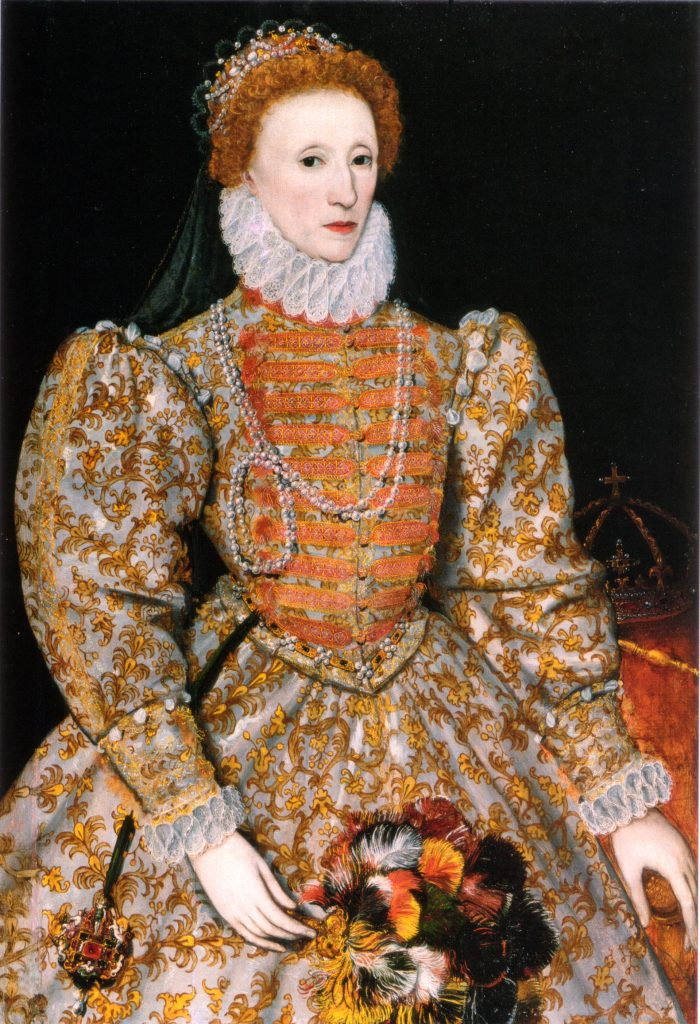 1558-1603: Elizabeth I