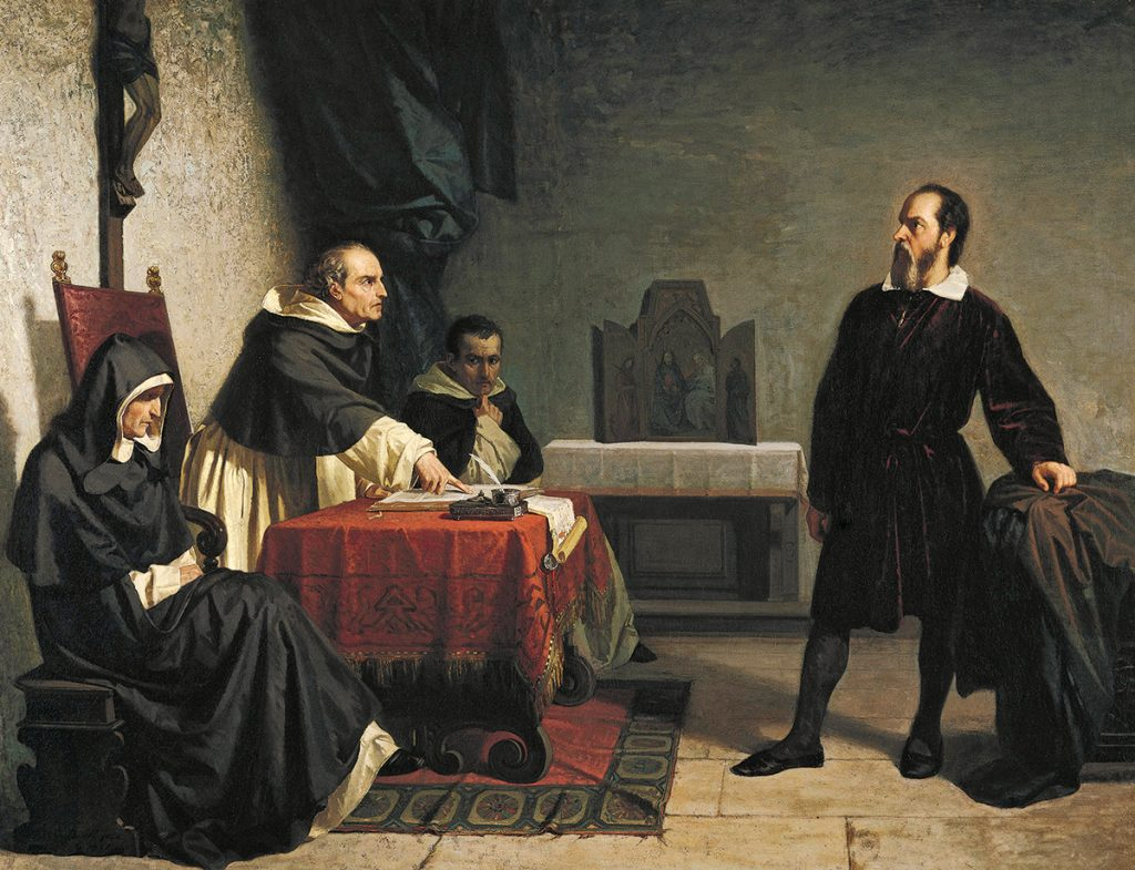 1632: Galileo and the Inquisition