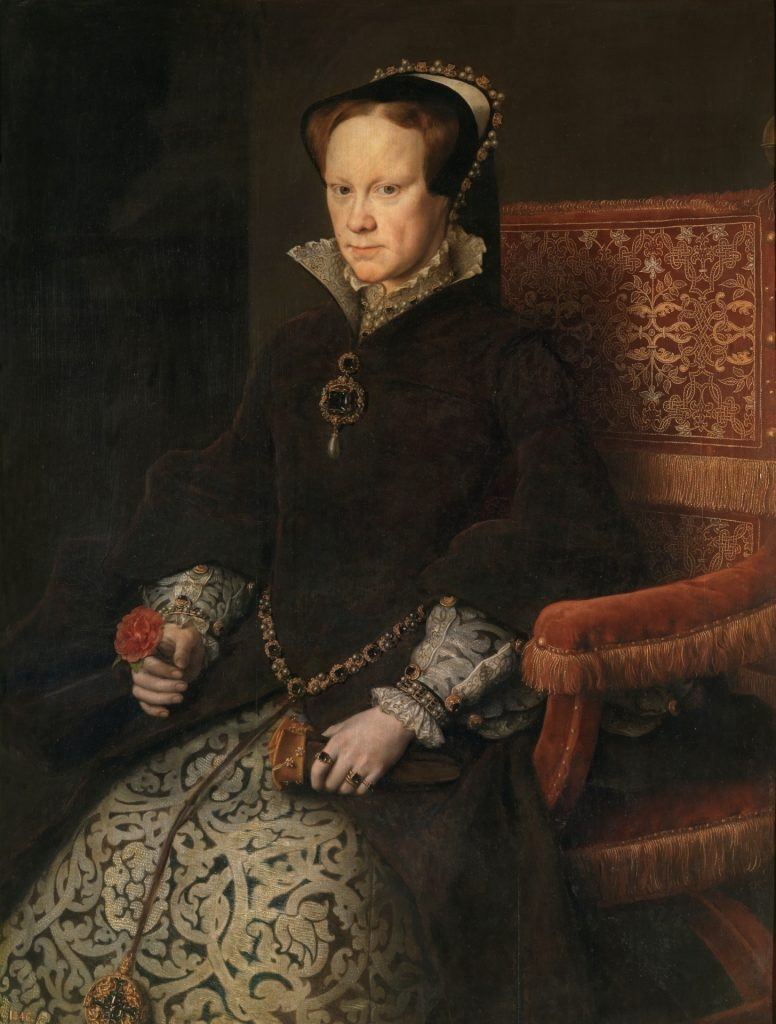 1553-1558: 'Bloody Mary'