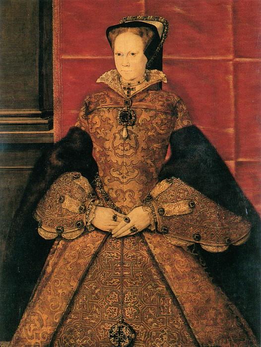 1553-1558: Mary I