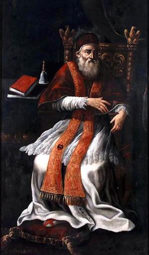 1555-1559: Pope Paul IV