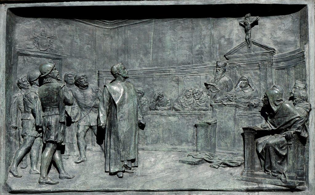 1600: The Execution of Giordano Bruno