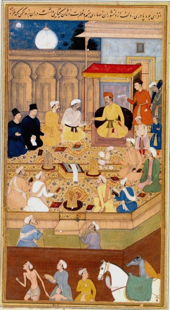 1556-1605: Akbar the Great