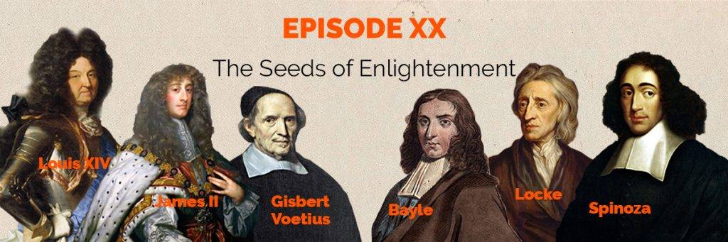 Episode XX: The Seeds of Enlightenment