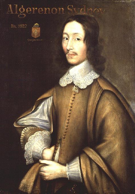 1623-1683: Algernon Sidney