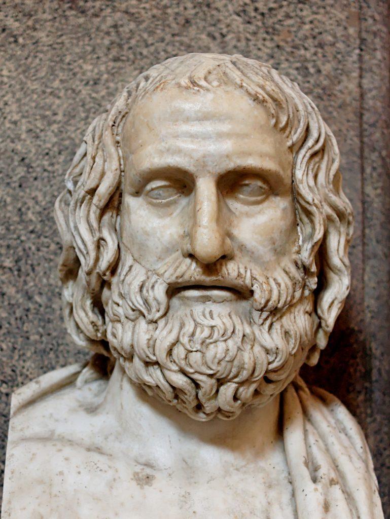c. 480 – c. 406: Euripides