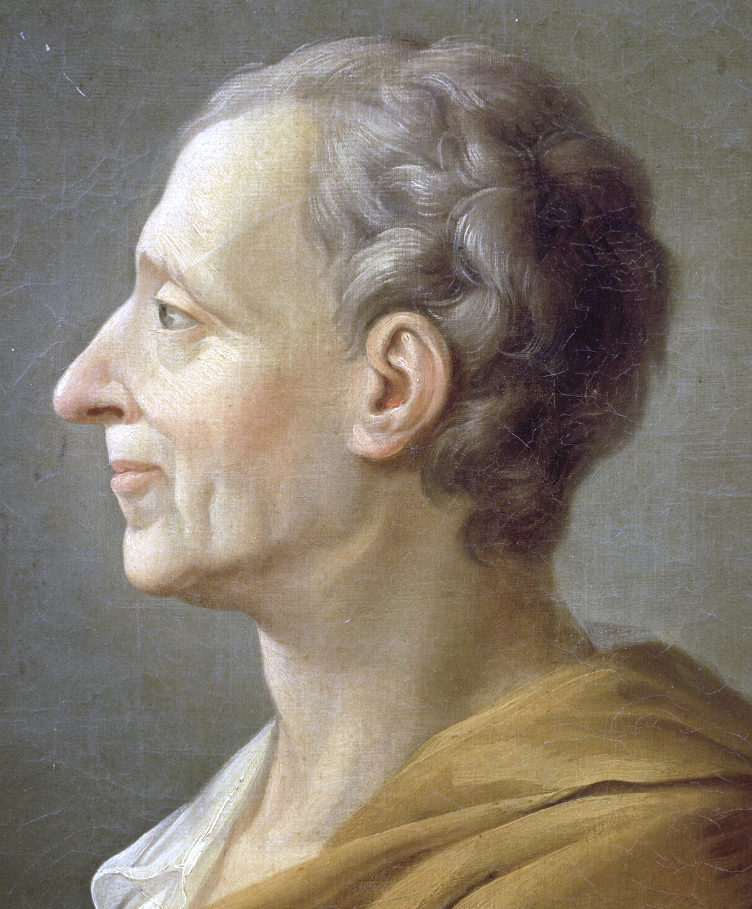 1748: Montesquieu and Spirit of the Law