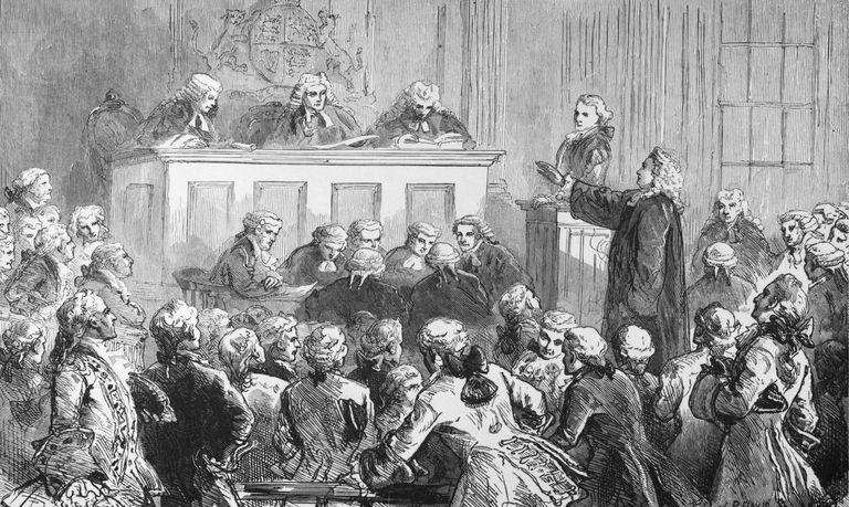 1735: The Zenger Trial
