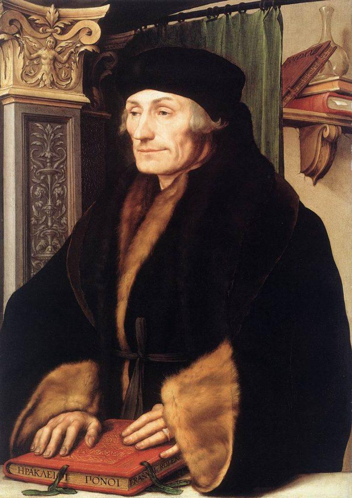 Erasmus of Rotterdam (1466-1536)