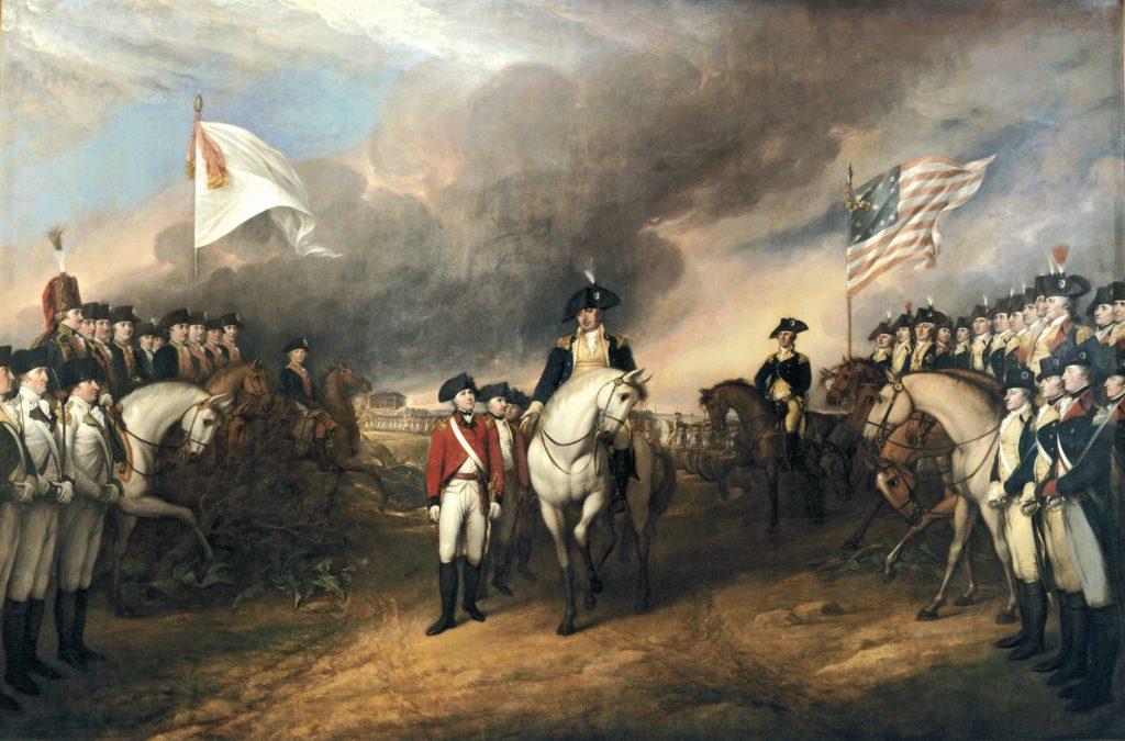 1775-1783: The American Revolutionary War
