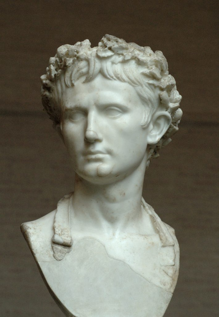 27 BC – 14 AD: Augustus