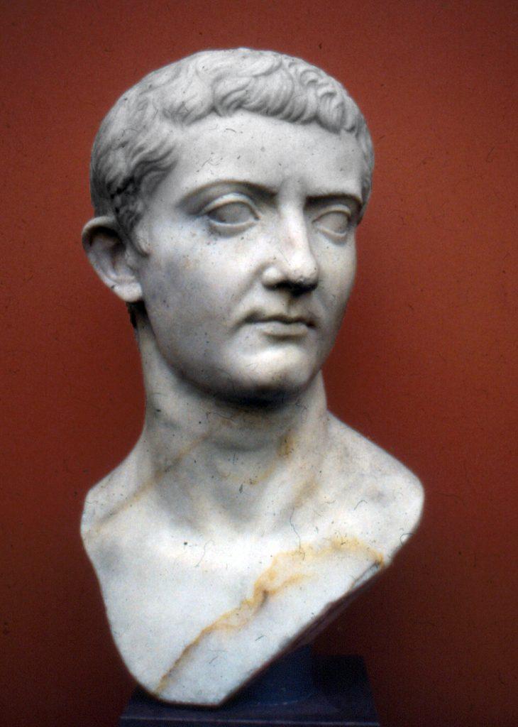14-37 AD: Tiberius